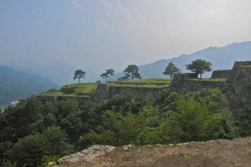 The minami senjo from the Otemon Gate