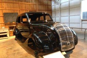 รถยนต์โตโยต้า โมเดล AA ปี ค.ศ. 1936 (แบบจำลอง)