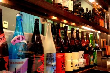 <p>They have an array of alcoholic beverages, both internationally and locally-made</p>