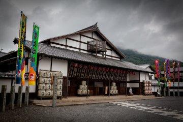 Канамазу или Большой театр Конпира