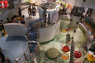 A Hands-on Museum in Nagoya