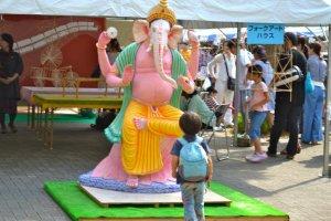 Oh my friend Ganesha