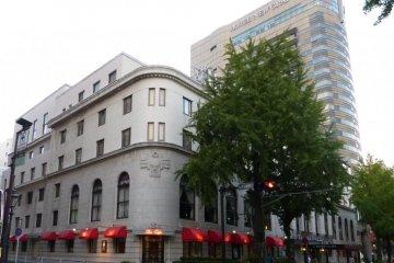ホテル・ニューグランド The Café 2