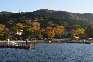 Tepi Danau Hakone-Machi