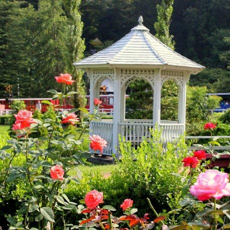 สวนแห่งเทพนิยายในเมืองอิซุ