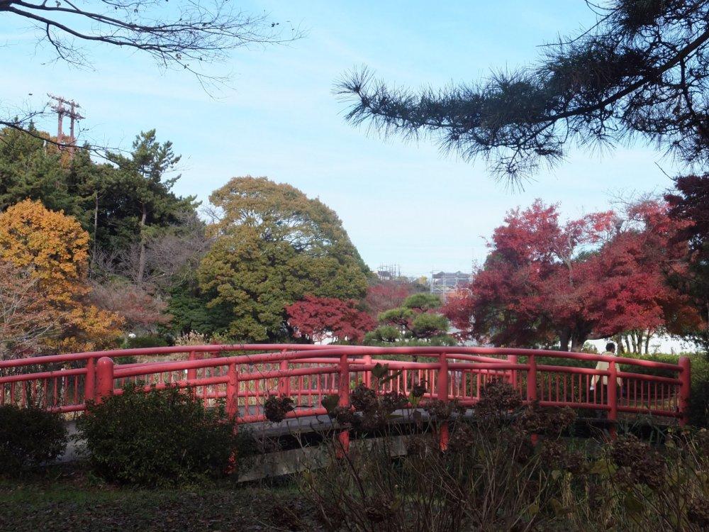 Taman Alam Anak-Anak dekat County Club Yokohama