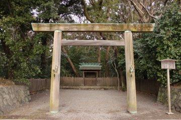 Le Sanctuaire Atsuta-Jingū