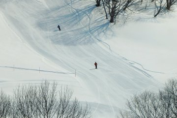 As the resort is 'off the beaten path', it offers some of the least-populated ski fields within easy reach of Tokyo.