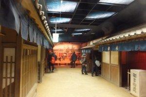 Bagian dalam Kastil Nagoya
