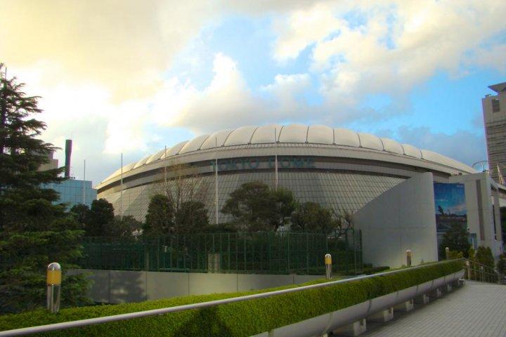 Tokyo Dome City, Bunkyo-ku
