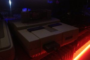Super Nintendo! Lebih cocok disebut sebagai mesin waktu daripada sekadar mesin permainan.