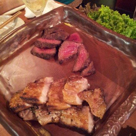 炉和狩猎 三轩茶屋 鹿肉料理店