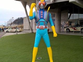 ตัวละครจาก Kamen Rider
