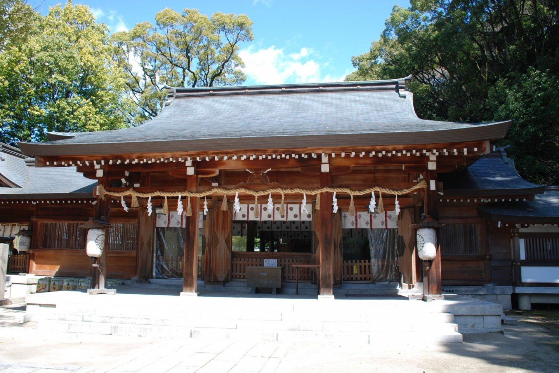 Sanctuaire Shijonawate