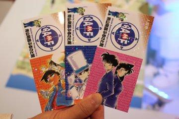 Special tickets at Gosho Toyama Manga Factory