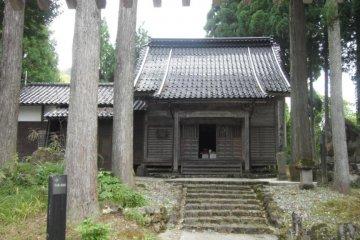 <p>Enma Temple</p>