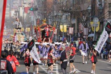 เทศกาล Beppu Hatto Onsen