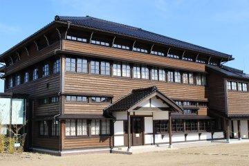 The Waku-Waku Komatsu Kan is now a center for children