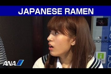 Japanese Ramen in Tokyo