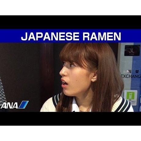Mỳ Ramen Nhật ở Tokyo