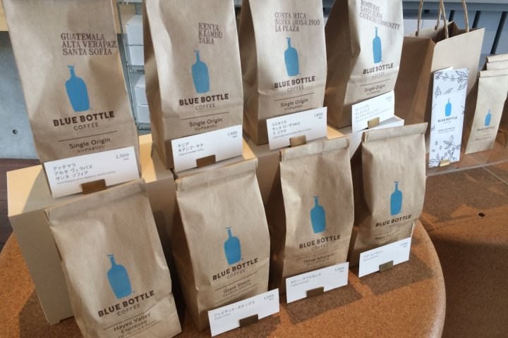The Blue Bottle Coffee Experience