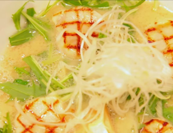 Seafood Ramen in Tokyo