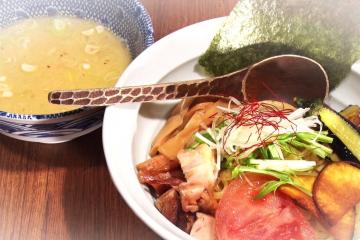 ราเม็งซุปไก่ในโตเกียว1