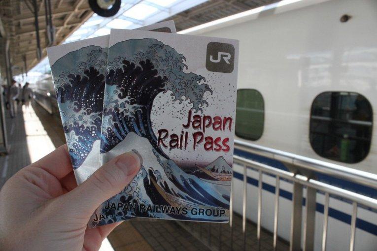 JR Pass Dijual di Jepang