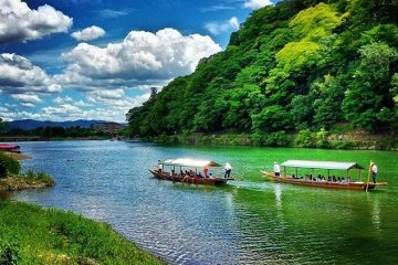 Hozugawa River Cruise