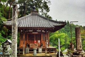 Daishi-do di Ryuko-ji.