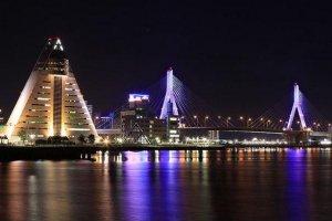 ASPAM and Aomori's Bay Bridge