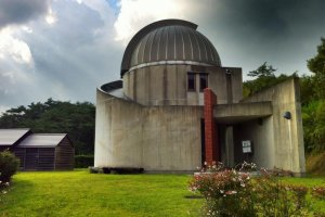 The astronomical observatory