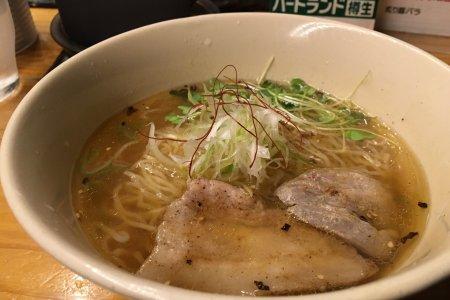 Ramen Mengekijo Genei di Fukuoka