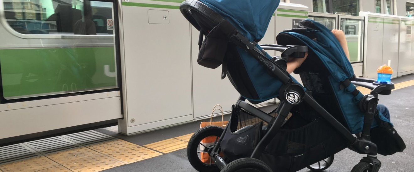 Traversing Subways With A Stroller Japan Travel