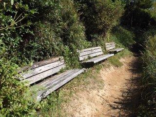 Ở đây có nơi để bạn ngồi nghỉ ngơi