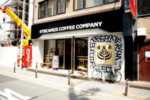 Streamer Coffee Company in Osaka