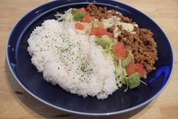 Blue Ocean Cafe in Tokyo