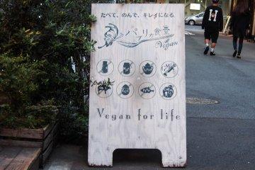Vegan for life!