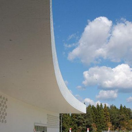 A Visit to the Aomori Museum of Art