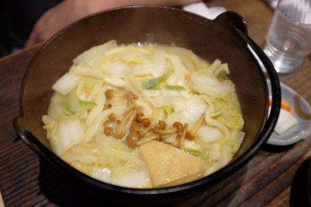 Houtou Fudou Eatery in Kawaguchiko
