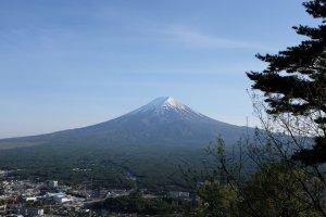 富士山美景