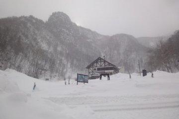 Kurodake cable-car Station