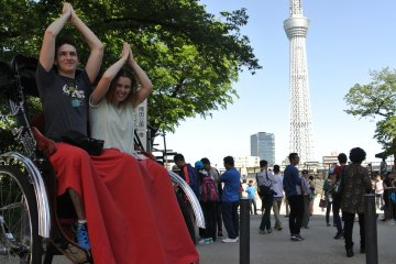 Rickshaw Adventure Around Asakusa