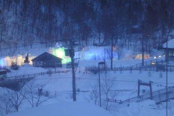 Ice River Festival Site