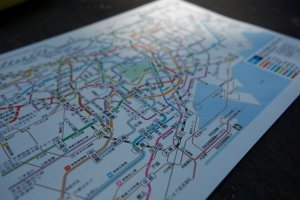 Transport apps help navigate Japan's intricate train systems