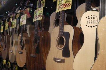 Acoustic lovers, unite!