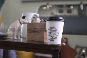 Yeti Fazenda Coffee