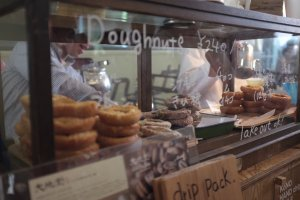 Yeti Fazenda Coffee- Dessert section