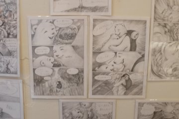 Pages from Kyotaro Mwuai