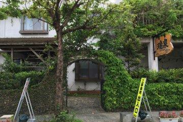 즈이센은 사키모토에 비해 훨씬 큰 증류소이다.